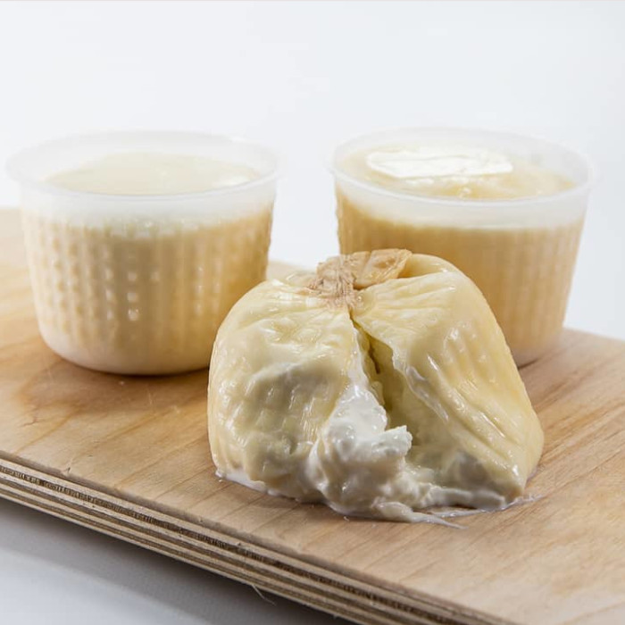 Burrata affumicata