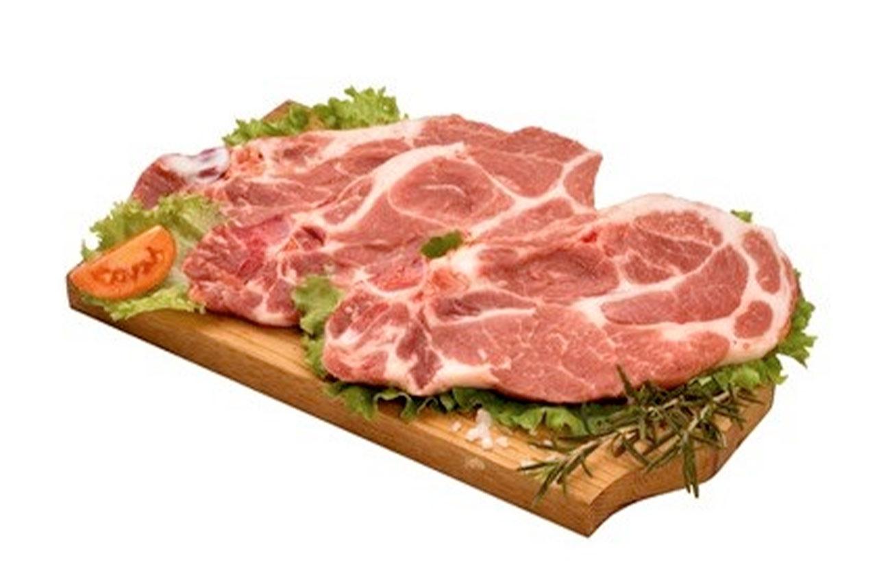 Capocollo di maiale senz'osso